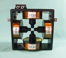 4極電磁石