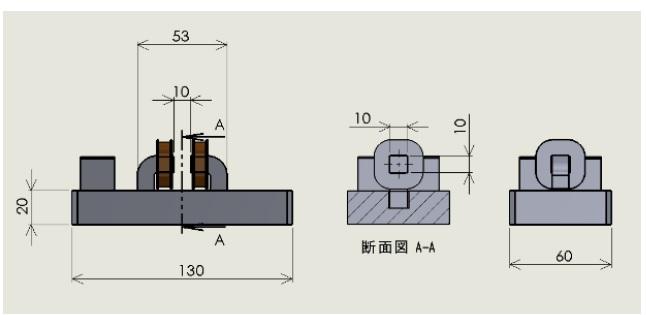 即納品 交流電磁石(1)