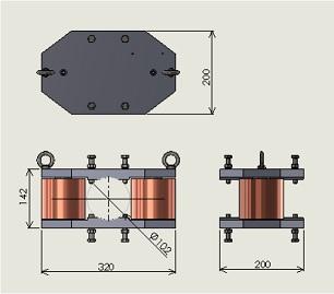 ステアリング電磁石(1)