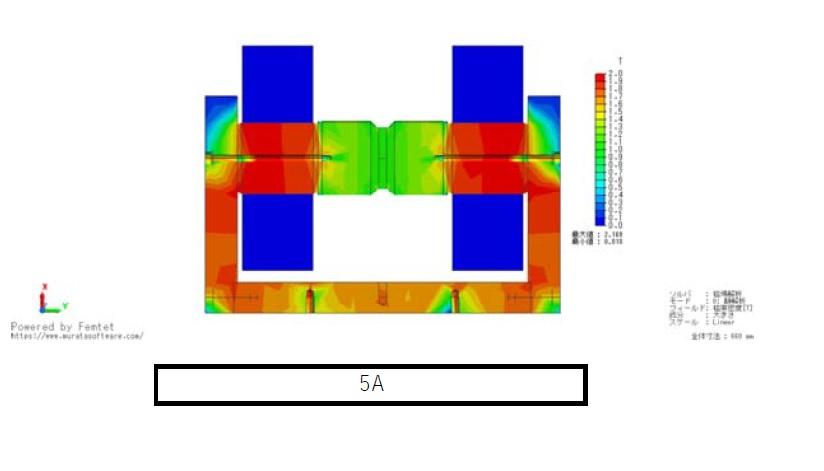 卓上型高磁場発生電磁石(チップ交換式)(3)